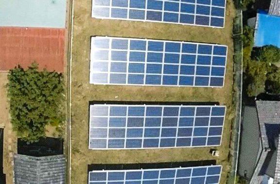 伊勢崎市柴町A太陽光発電所