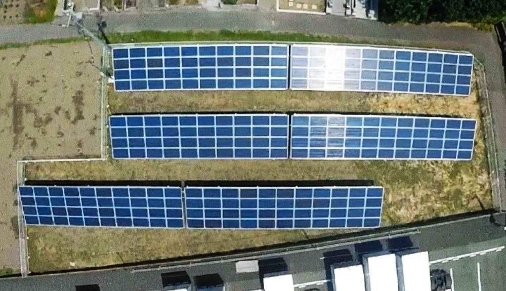 伊勢崎市柴町B太陽光発電所
