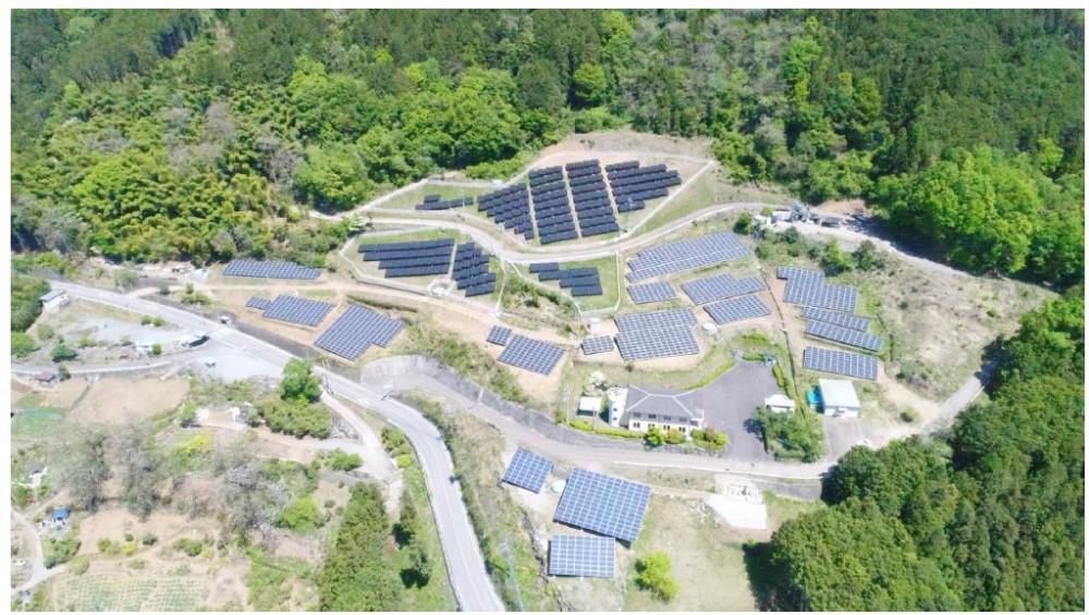 第三鬼石太陽光発電所