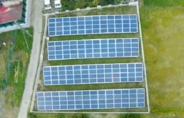 伊勢崎市稲荷町A太陽光発電所