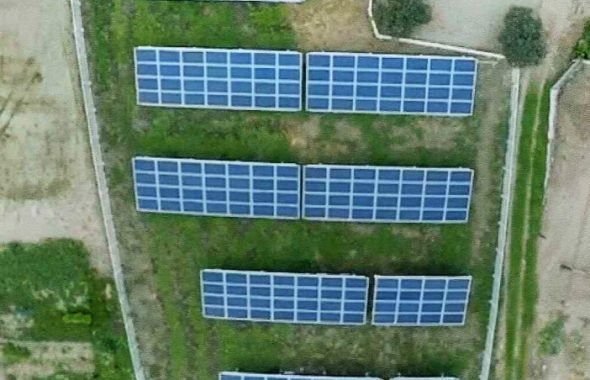 伊勢崎市稲荷町B太陽光発電所