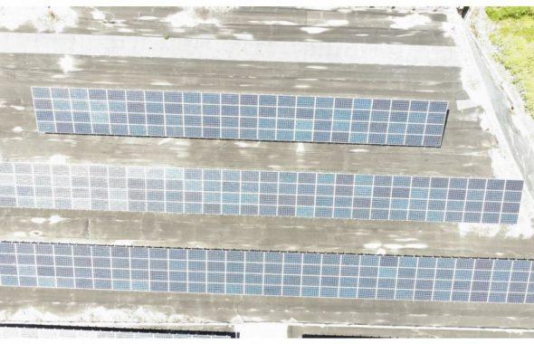 榛東村広馬場太陽光発電所