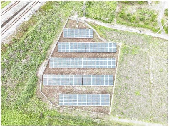 安中市板鼻B太陽光発電