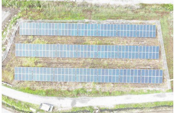 高崎市八幡町太陽光発電所