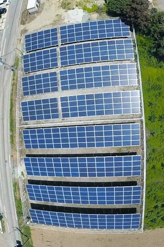 前橋市荒口町A・B太陽光発電所
