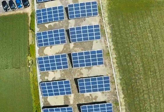 前橋市後家町A・B太陽光発電所
